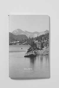 Ansel Adams - Carnet Ansel Adams - Rac Lake.
