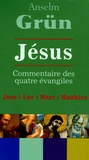 Anselm Grün - Jésus, Commentaires des quatres Evangiles, Coffret en 4 volumes : Tome 1, Jésus, la porte de la vie ; Tome 2, Jésus, l'image de l'homme ; Tome 3, Jésus, le chemin de la liberté ; Tome 4, Jésus, le maître du salut.