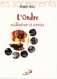 Deedr.fr L'Ordre - Médiation et service Image