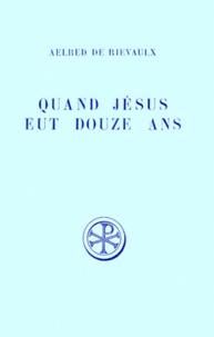 Anselm Hoste et  Aelred de Rievaulx saint - .