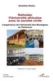 Anselme Nzoko - Refonder l'Université africaine avec la société civile - L'expérience de l'Université des Montagnes au Cameroun.