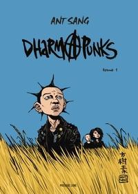 Ant Sang - Dharma punks - Tome 1.