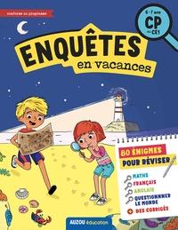 Antartik et Alice Turquois - Enquêtes en vacances CP au CE1.