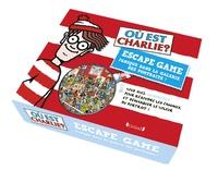 Antartik - Escape game Où est Charlie ? - Avec 40 cartes et 1 poster.