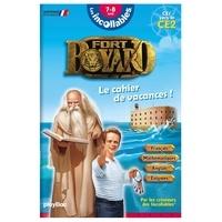 Antartik et Fabien Molina - Fort Boyard L'aventure des vacances ! CE1 vers le CE2.