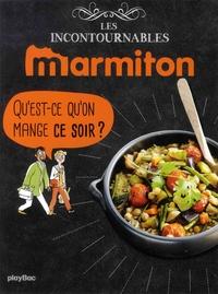 Ebooks et téléchargements gratuits Qu'est-ce qu'on mange ce soir ? 9782809661200 CHM par Antartik en francais