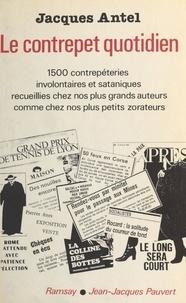 Antel - Le Contrepet quotidien.