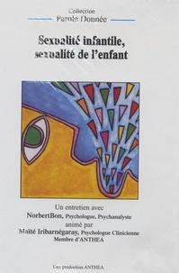 Norbert Bon - Sexualité infantile, sexualité de l'enfant - DVD.