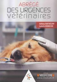 Lesmouchescestlouche.fr Abrégé des urgences vétérinaires Image