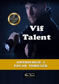 Anthony Boulanger et Bruno Baudart - Anthologie 2 polar thriller.