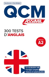 Anthony Bulger - 300 tests d'anglais - Niveau A2.