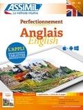 Anthony Bulger - Anglais C1 - Pack applivre :  1 application + 1 livret de 72 pages.