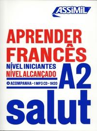 Téléchargez-le ebooks pdf Aprender francês A2  - Nivel Iniciantes 9782700508451 par Anthony Bulger