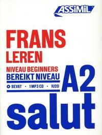 Anthony Bulger - Frans leren A2 - Niveau : Beginners. 1 CD audio MP3