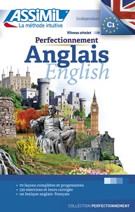 Anthony Bulger - Perfectionnement Anglais.