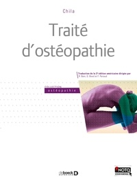 Anthony Chila - Traité d'ostéopathie.