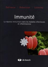 Alixetmika.fr Immunité - La réponse immunitaire dans les maladies infectieuses et inflammatoires Image