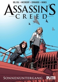 Anthony Del Col et Conor McCreery - Assassins's Creed Bd. 2: Sonnenuntergang.