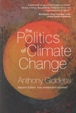 Anthony Giddens - The Politics of Climate Change.