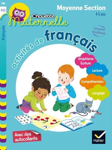 Activites De Francais Maternelle Moyenne Section 4 5 Ans Grand Format