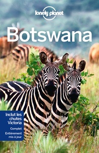 Anthony Ham et Trent Holden - Botswana.