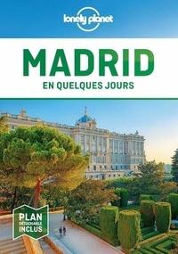 Anthony Ham - Madrid en quelques jours. 1 Plan détachable