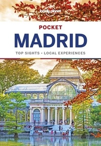 Anthony Ham - Madrid - Top Sights, Local Experiences. 1 Plan détachable