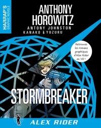 Anthony Horowitz - Alex Rider 1 - Stormbreaker VOST.
