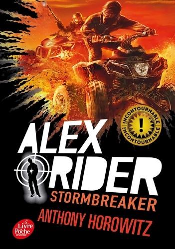 Alex Rider Tome 1. Stormbreaker de Anthony Horowitz - Poche ...