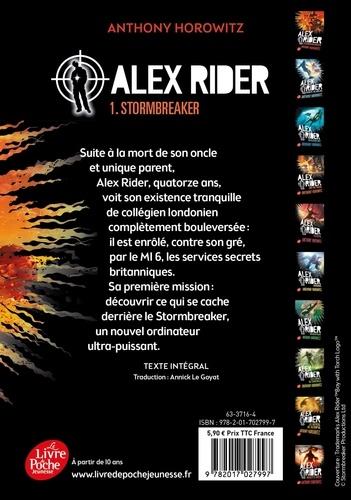 Alex Rider Tome 1 Stormbreaker