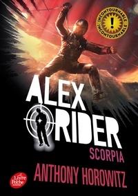 Anthony Horowitz - Alex Rider Tome 5 : Scorpia.