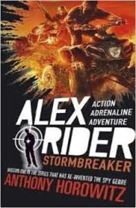 Anthony Horowitz - Alex Rider - Book 1: Stormbreaker.