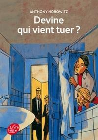 Anthony Horowitz - Les Frères Diamant Tome 3 : Devine qui vient tuer ?.