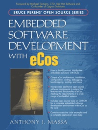 Alixetmika.fr Embedded software development with eCos. With CD-ROM Image
