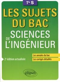 Anthony Lemoal et Jean-Yves Rault - Sciences de l'ingénieur Tle S.