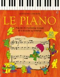 Anthony Marks et Jenny Tyler - Le piano.