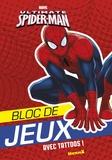 Anthony Marras - Bloc de jeux Ultimate Spider-Man avec tattoos !.