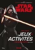 Anthony Marras - Mon livre de jeux et activités Star Wars : Les derniers Jedi - Avec un grand poster.
