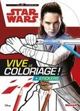 Anthony Marras - Vive le coloriage ! Star Wars : Les derniers Jedi - Avec des stickers.