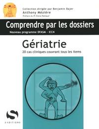 Gériatrie - Anthony Mézière pdf epub