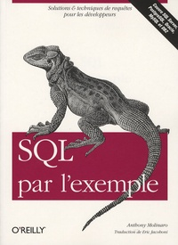 Anthony Molinaro - SQL par l'exemple.