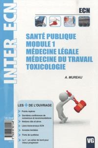 Rhonealpesinfo.fr Santé publique - Module 1, Médecine légale, médecine du travail, toxicologie Image