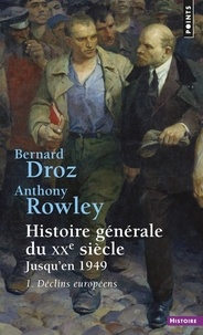 Anthony Rowley et Bernard Droz - .