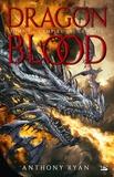 Anthony Ryan - Dragon Blood, T3 : L'Empire des cendres  : Dragon Blood, T3 : L'Empire des cendres.