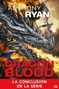 Anthony Ryan - Dragon Blood Tome 3 : L'Empire des cendres.