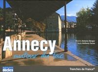 Anthony Serex et Antoine Berger - Annecy - Autour du lac.