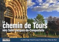 Anthony Serex - Le chemin de Tours vers Saint-Jacques-de-Compostelle.