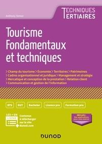 Tourisme, fondamentaux et techniques - Anthony Simon   Showmesound.org