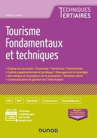 Anthony Simon - Tourisme - Fondamentaux et techniques.