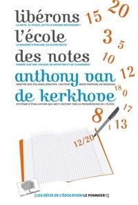 Libérons l'école des notes - Anthony Van de Kerkhove | Showmesound.org